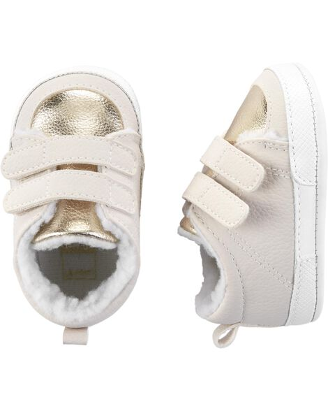 Display product reviews for Carter's Sherpa-Lined Baby Shoes
