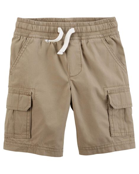 Display product reviews for Easy Pull-On Cargo Shorts