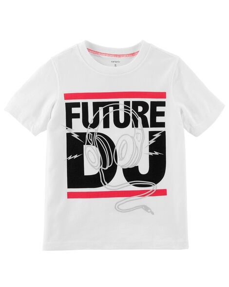 Display product reviews for Future DJ Jersey Tee