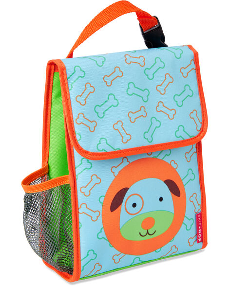 Zoo Insulated Kids Lunch Bag фото