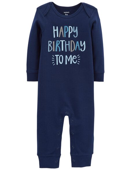 Display product reviews for Happy Birthday To Me Jumpsuit