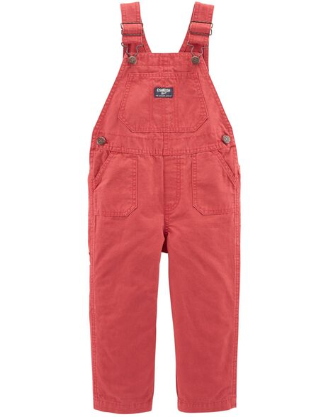 Display product reviews for Canvas Overalls