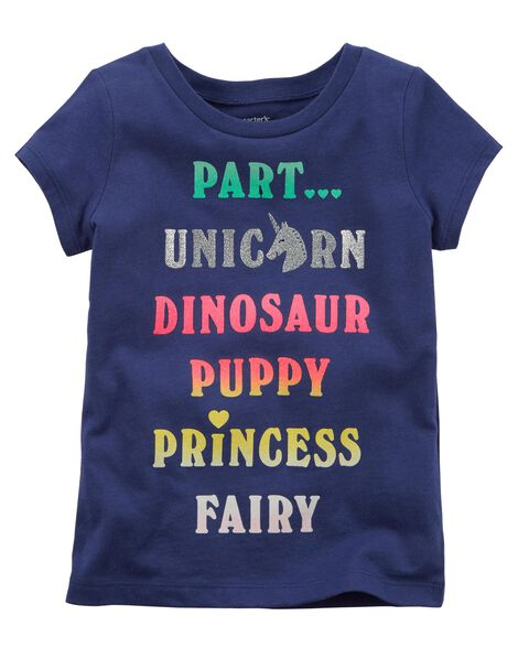 Display product reviews for Part Unicorn Jersey Tee