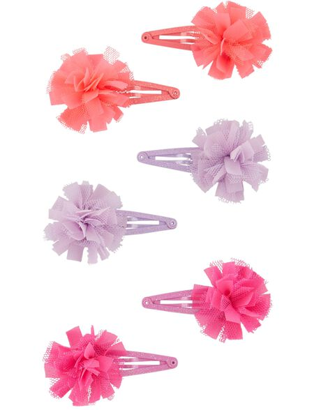Display product reviews for 6-Pack Plume Hair Clips