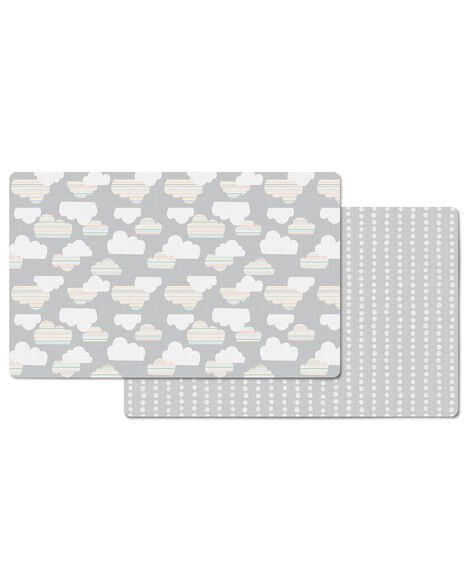 Display product reviews for Doubleplay Reversible Play Mat Clouds