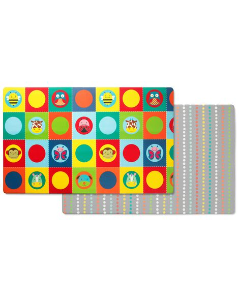 Display product reviews for Doubleplay Reversible Playmat Zoo