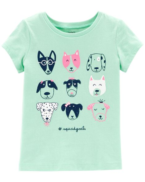 Display product reviews for Squad Goals Dog Tee