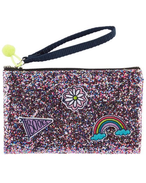 Display product reviews for Glitter Wristlet