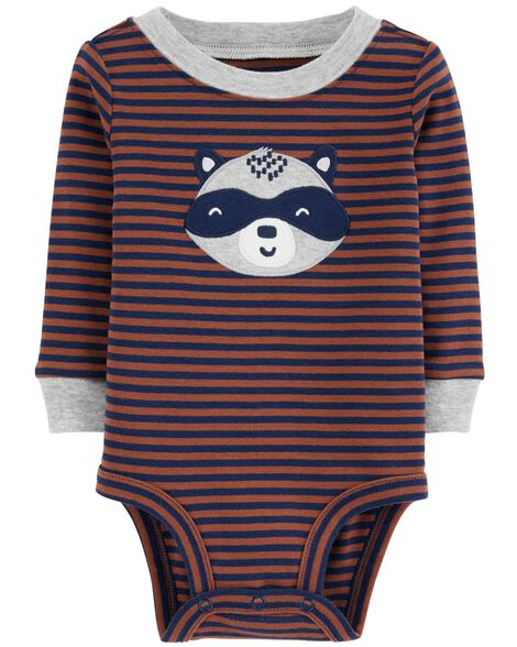 Display product reviews for Raccoon Collectible Bodysuit