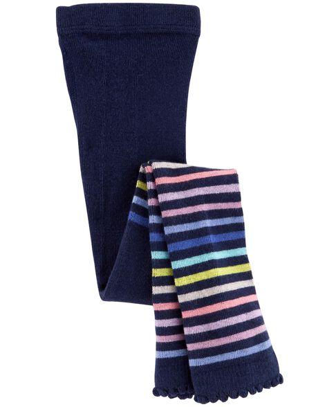Display product reviews for Rainbow Stripe Footless Tights