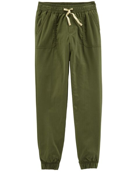 Display product reviews for Pull-On Twill Pants