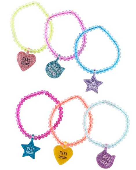 Display product reviews for 6-Pack Girl Squad Bracelets