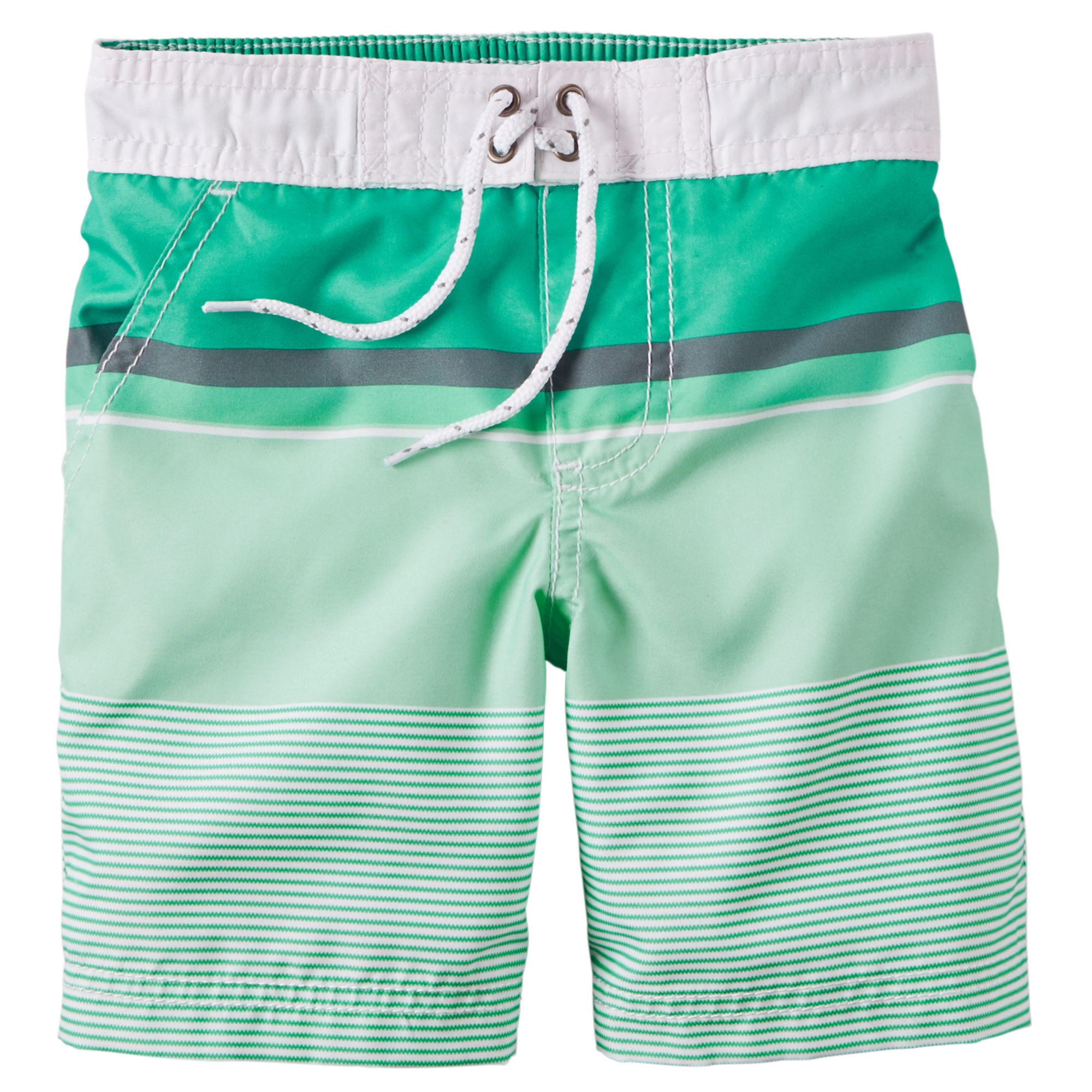 44b2fcbf73 Carter's Striped Swim Trunks; Carter's Striped Swim Trunks ...