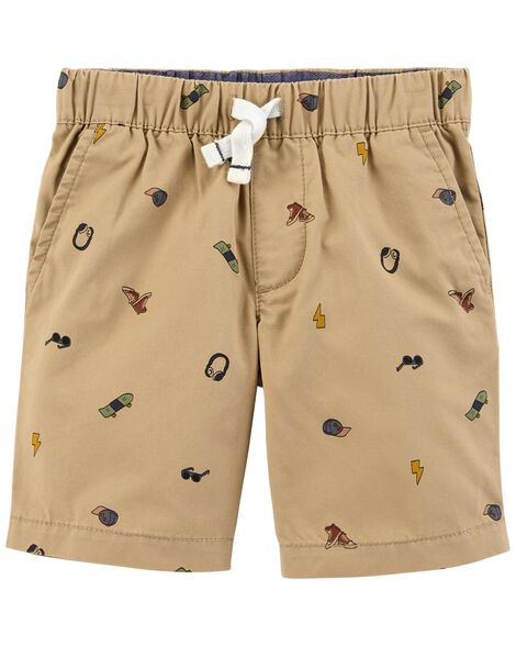 Display product reviews for Easy Pull-On Schiffli Shorts