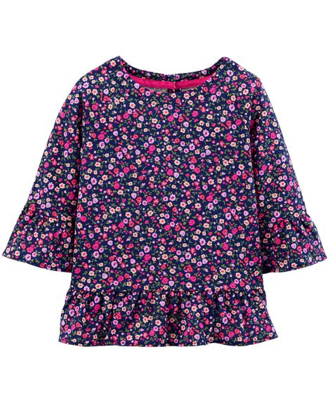 Display product reviews for Bell Sleeve Floral Top