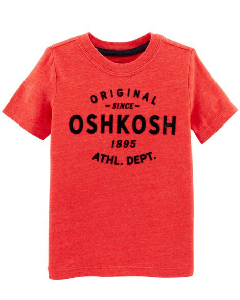 Display product reviews for OshKosh Logo Tee
