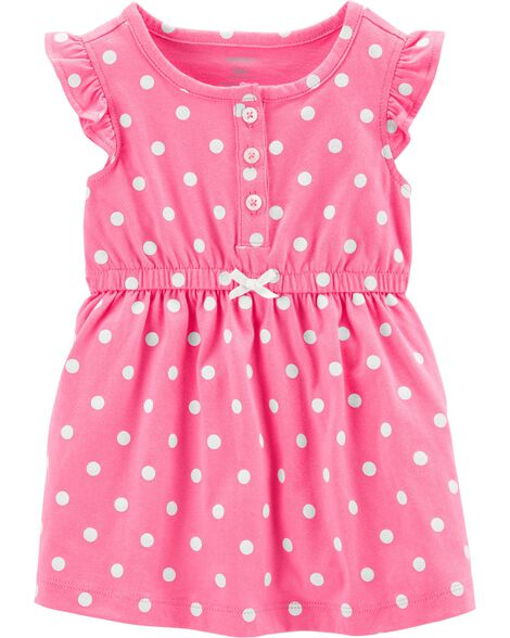 edfd0bd81 Baby Girl Dresses & Rompers   Carter's   Free Shipping