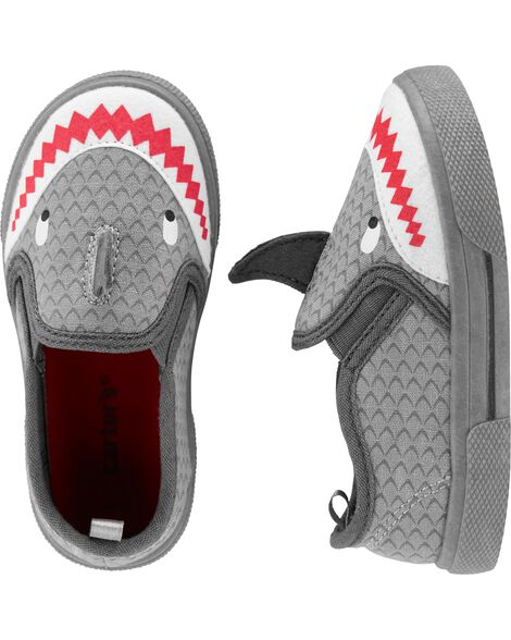 Display product reviews for Carter's Shark Casual Sneakers