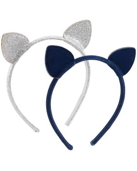 Display product reviews for 2-Pack Cat Ear Headbands