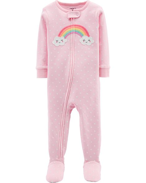 1ea65602b344 Baby Girl Pajamas