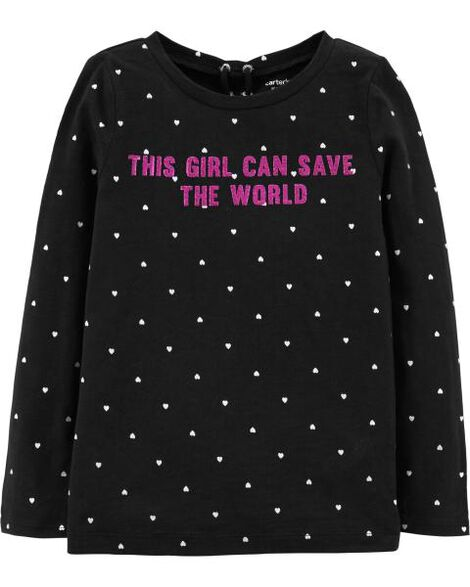 9aff23ab7490 Display product reviews for This Girl Can Save The World Slub Top