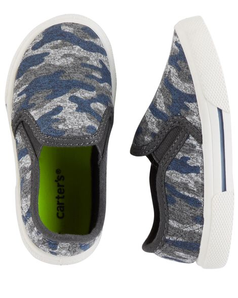 Display product reviews for Carter's Camo Casual Sneakers