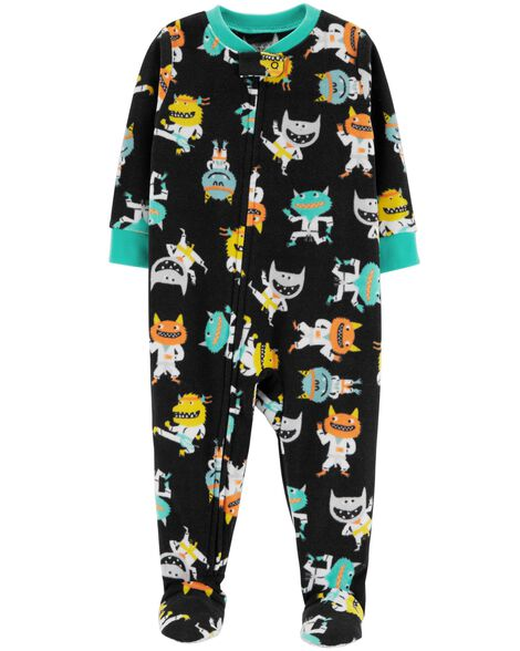 Display product reviews for 1-Piece Monster Fleece PJs