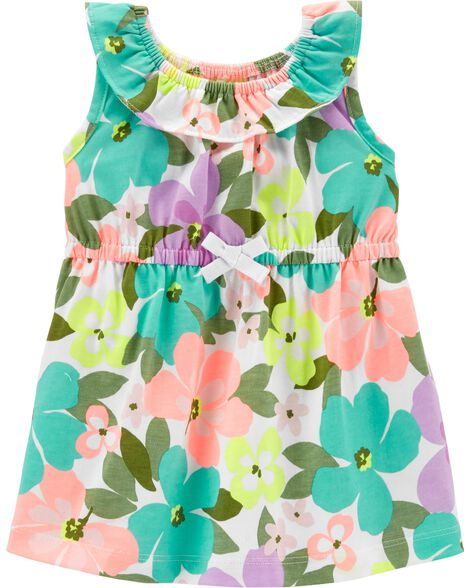 f1c275d6 Baby Girl Dresses & Rompers | Carter's | Free Shipping