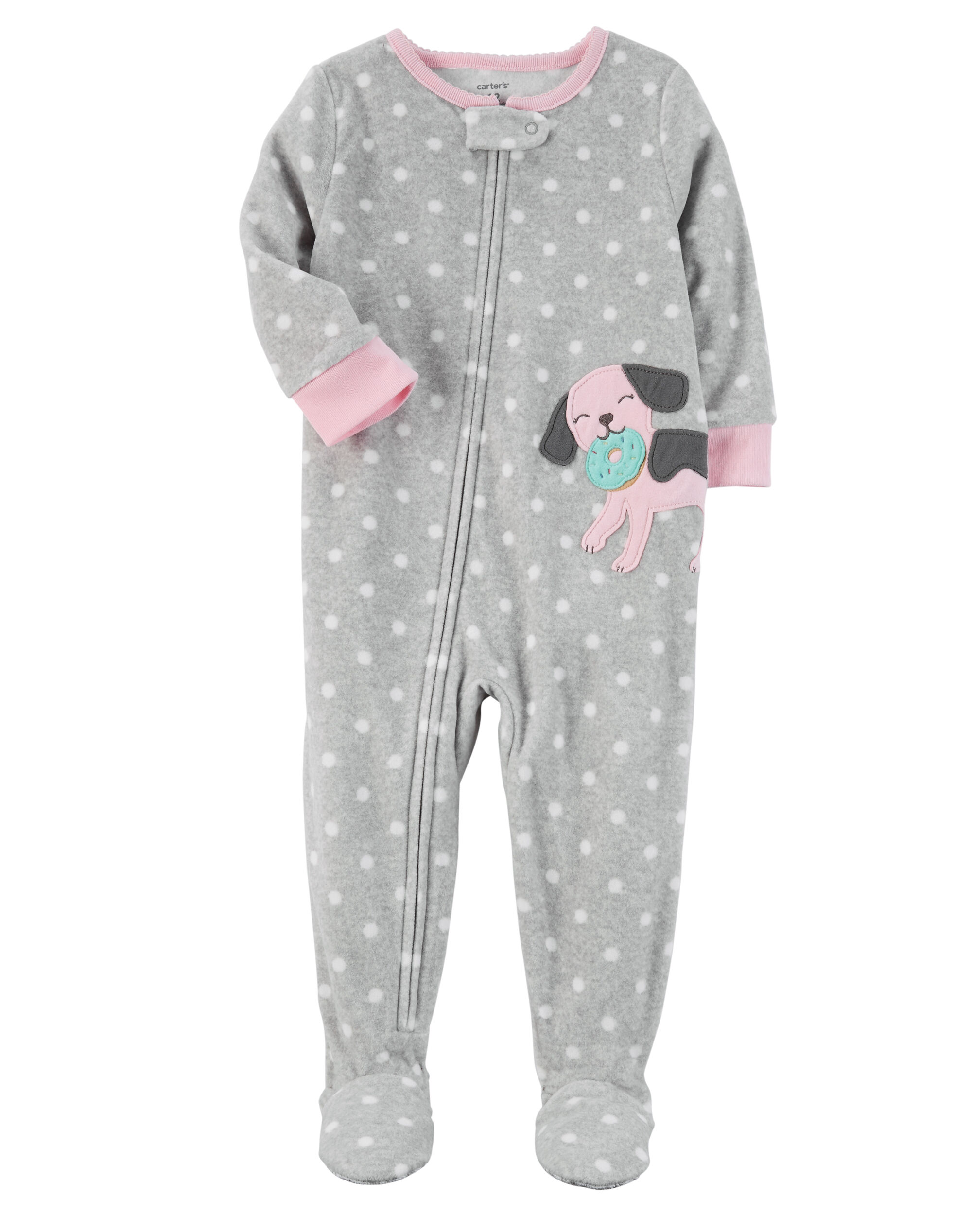 ea70b978c5 Images. 1-Piece Dog Fleece PJs