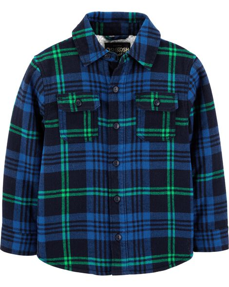 Display product reviews for Flannel Shirt Jacket
