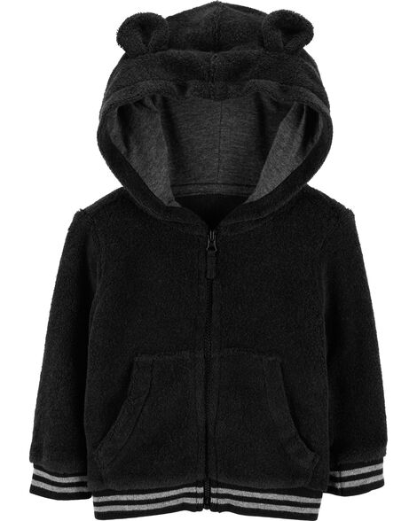 Display product reviews for Terry Hoodie with Ears