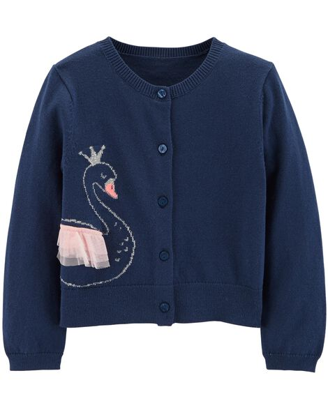 Display product reviews for Glitter Swan Cardigan