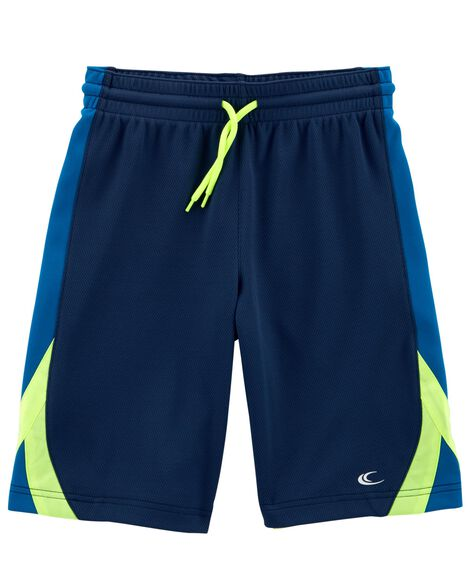 Display product reviews for Active Mesh Shorts