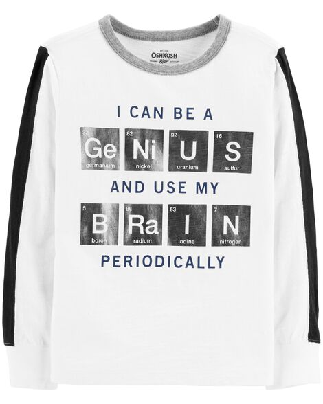Display product reviews for Periodic Table Tee