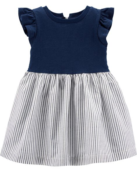 f7df37e823e9 Baby Girl Dresses & Rompers | Carter's | Free Shipping