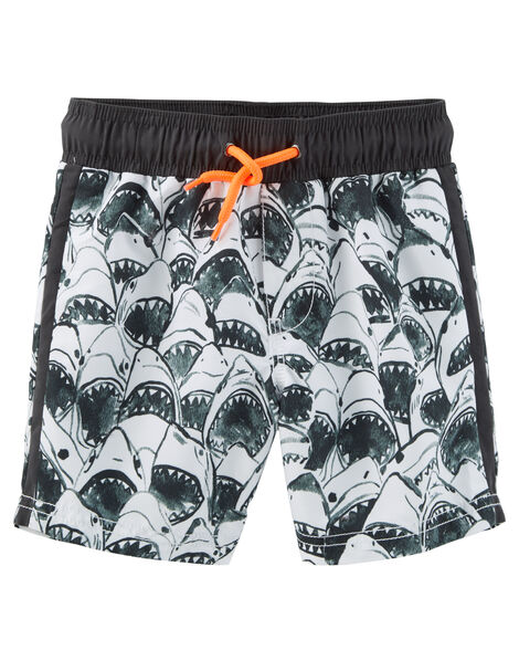 Display product reviews for OshKosh Shark Swim Trunks